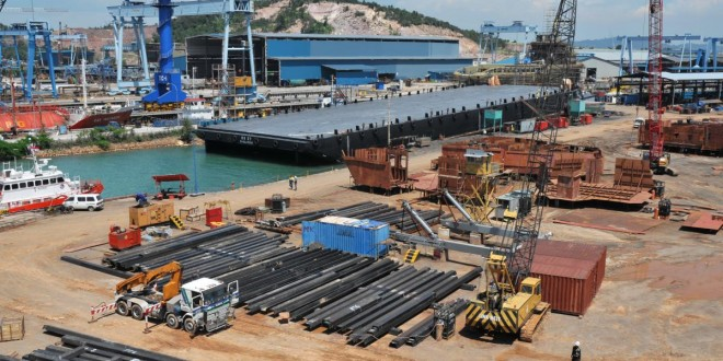 Singapore's Miclyn Express Offshore buys another Batam shipyard for $25m